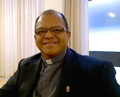 Entrevista con Fray Juan Carlos Saavedra, Maestro General de la Orden de la Merced.