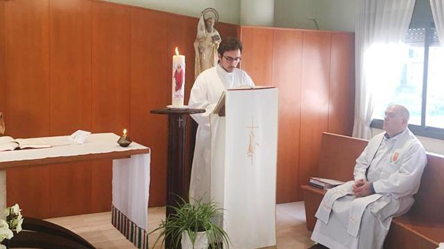 Así va el confinamiento en el Postulantado Mercedario en España. Testimonio de Juanjo Soler, postulante.